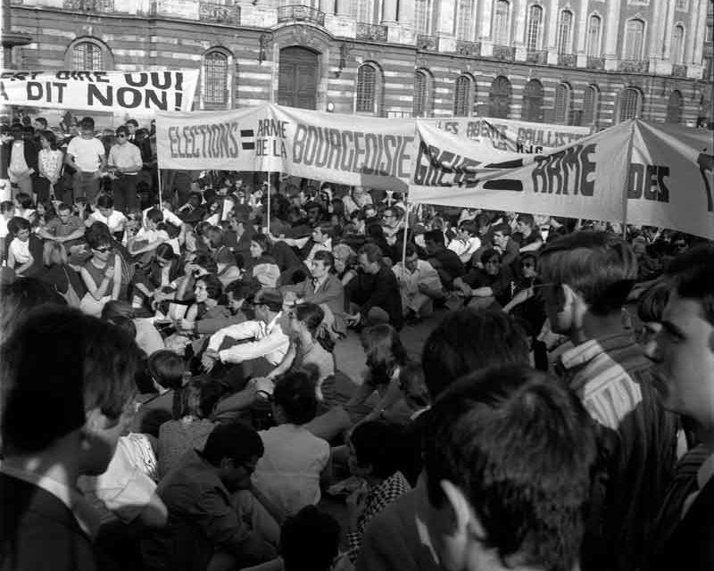 L'expo de la semaine: «Mai 68, de la révolte à la légende.»