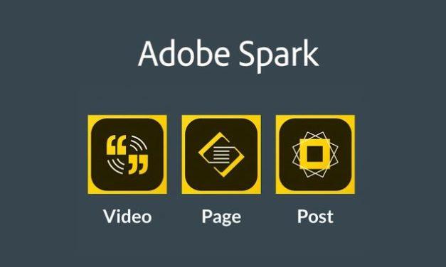 Adobe Spark: Devenez graphiste!
