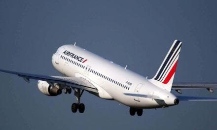Le transport aérien négocie le virage numérique.