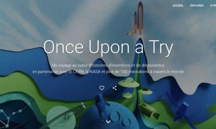 L'exposition numérique de la semaine: «Once Upon a try»