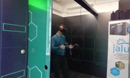 VR: Le retour des cabines téléphoniques?