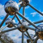 Un voyage spatio-temporel à l'Atomium
