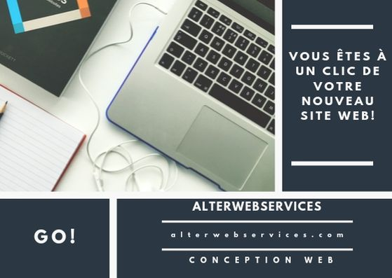 Alterwebservices - Conception Web