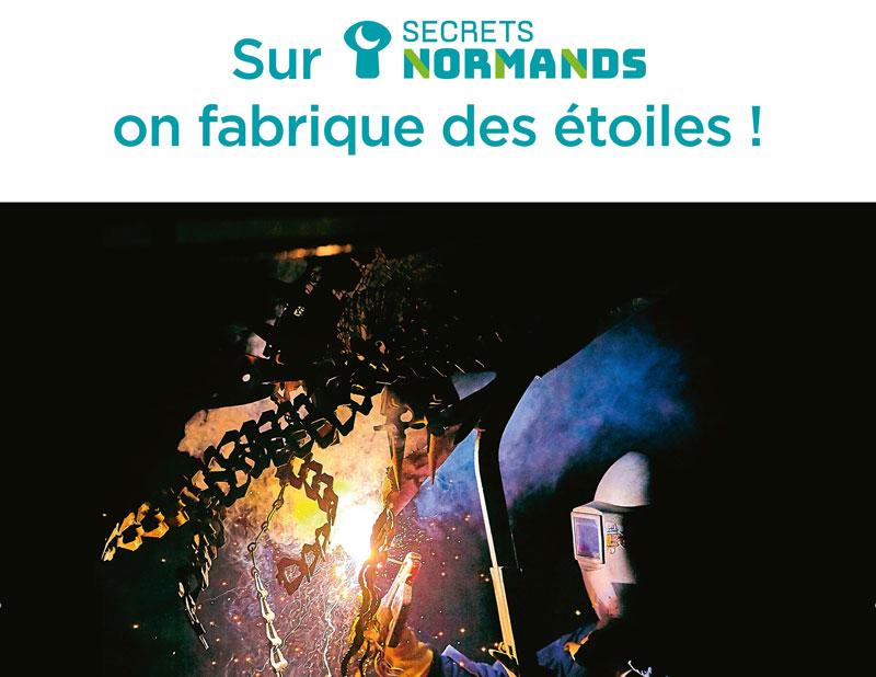 Secrets Normands: Entretien avec Michael Dodds, Directeur de Normandie Tourisme